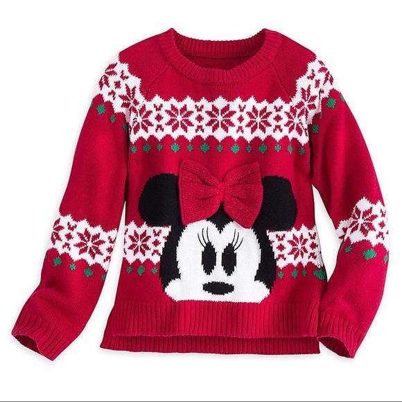 host pick disney christmas sweater - Disney Christmas Sweaters